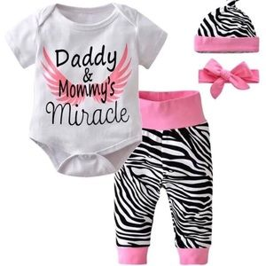 Other - 🌺0-3 Months Girl Set🌺